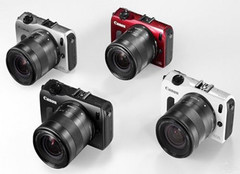 佳能微单相机哪款好?三款佳能微单相机推荐