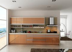 定制橱柜选购小诀窍 让厨房更完美