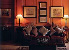 你的客厅还缺一幅画 快来看沙发背景墙装饰画挑选指南