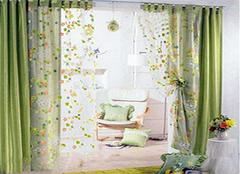 推荐夏季使用防辐射窗帘 成为家装的亮点