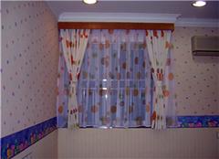 防辐射窗帘主要功能 装饰窗台的美