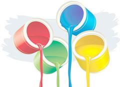 油漆颜色搭配原则 为你打造视觉舒服的家