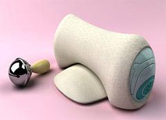 这样听音乐好酷 音乐枕头让你睡觉也能听音乐