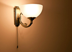 卧室壁灯安装注意事项 切莫胡乱安装