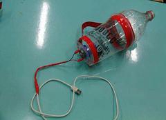 自制吸尘器制作方法 打扫卫生更轻松