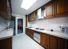 如何选购人造石橱柜台面 给你一个不一样厨房