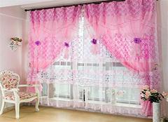 实用性窗帘的种类 给你多种选择!