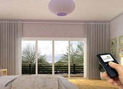 定制酒店窗帘必备条件 让消费者感到舒适浪漫!