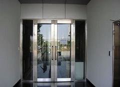 开平玻璃门种类解析 带你领略玻璃门的魅力