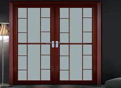 中空玻璃门优势详解  给你更多的选择