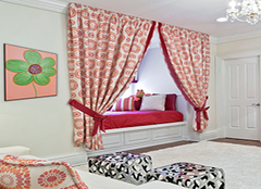 飘窗窗帘怎么装好看 让家居更完美