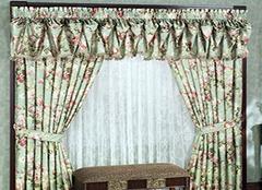 小飘窗窗帘选购技巧 让你更称心如意!