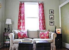 客厅田园风窗帘品牌 让家居锦上添花