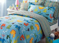 儿童床上用品选择指南 心肝宝贝不只嘴上说说