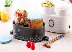 保温饭盒选购小诀窍 让食物更新鲜