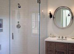 各淋浴玻璃门材质特点 让淋浴更安全