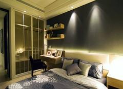 卧室射灯的优点分析 家居另一番美景