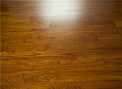 多层实木地板怎么样 省材又环保