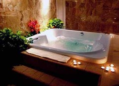 超解压 按摩浴缸功能介绍