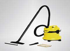 凯驰干湿两用吸尘器 低碳环保更健康