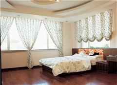 不同居室选择窗帘的方法