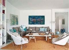 客厅装修新风潮 不要电视的客厅什么样?