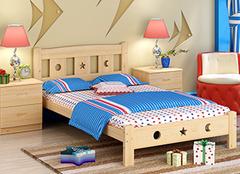实木儿童床尺寸参考及选购知识