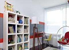 儿童书柜选择攻略 想知道为什么这么选?