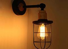 不同地方壁灯搭配技巧 怎么可以这么美