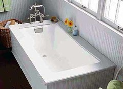干货!浴缸安装的知识