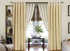 怎么选购飘窗窗帘 让你家更浪漫