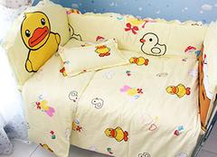 婴儿床上用品有哪些 怎样才能给孩子最好的
