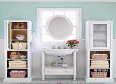 提升生活质量的浴室收纳技巧  拿走不谢
