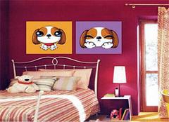儿童装饰画有什么讲究 儿童卧室这样装修