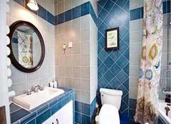 卫生间装饰技巧 让浴室颜值爆表