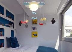 如何选购儿童灯具 有多少家长会关心