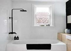 必看! 浴缸改淋浴房注意事项