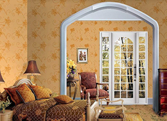 液体壁纸五大优点 使家居更富有生机