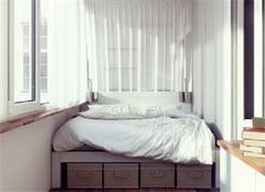 阳台改卧室 改对重点分分钟一室变两室