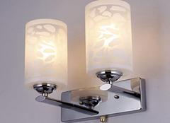 床头壁灯高度一般多少 安装有讲究