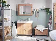 浴室收纳小心机 让你的浴室瞬间扩容