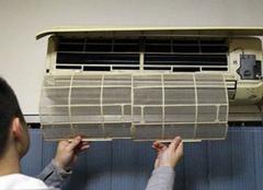 清洗空调的方法 自己动手即可完成!