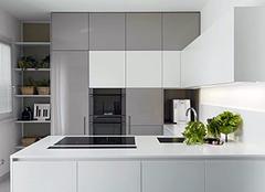 厨房油污清洁小诀窍 让厨房更闪亮