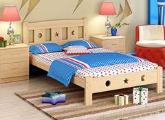 实木儿童床的优点及挑选小技巧