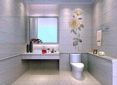 卫生间瓷砖怎样选 尺寸规格很重要
