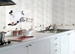 厨房瓷砖这样选 好看实惠又安心