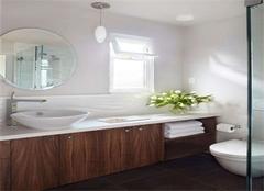 连洗面盆的最佳高度尺寸都不知道还装什么卫生间