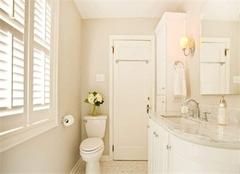 卫生间装修第一步就应该选好防滑地砖