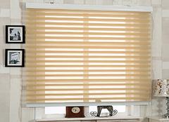 竹百叶窗帘适用场所和特点 给你不一样的环保