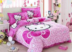 儿童床单搭配推荐 儿童床单清洗保养方法